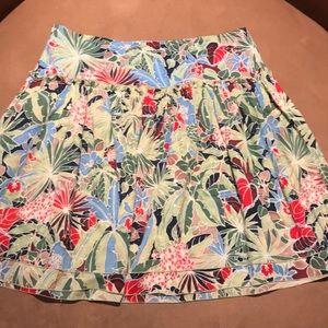 Tommy Bahama skirt.   Preloved  Large